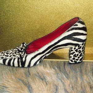 Vintage Moschino heels